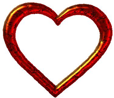 Clip Art Red Heart Shaped Border Heart Shapes Template Clip Art Borders Free Clip Art