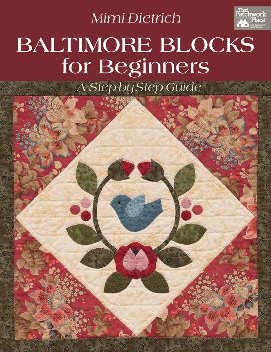 Martingale - Baltimore Blocks for Beginners (Print version + eBook ... : quilting for dummies free ebook - Adamdwight.com