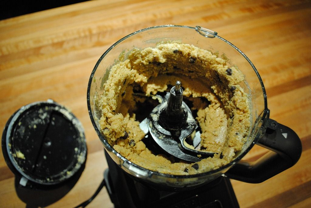 Making Cookie Dough With The Ninja Mega Kitchen System