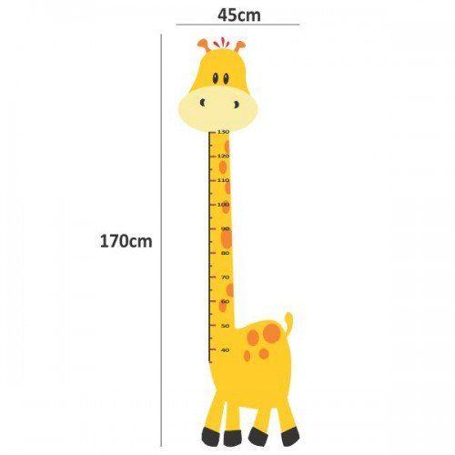 Regua girafa