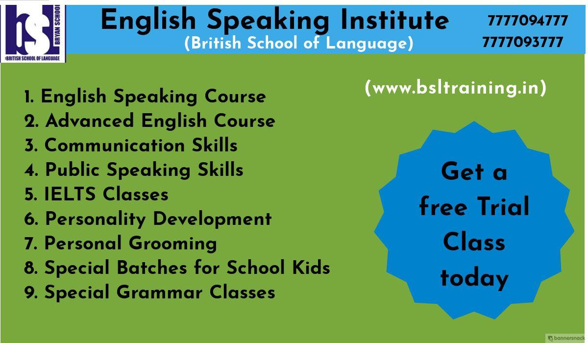 English Speaking Ielts Training Public Speaking Institute British School Of Language Pitampura Branch Address F British Schools Ielts Public Speaking