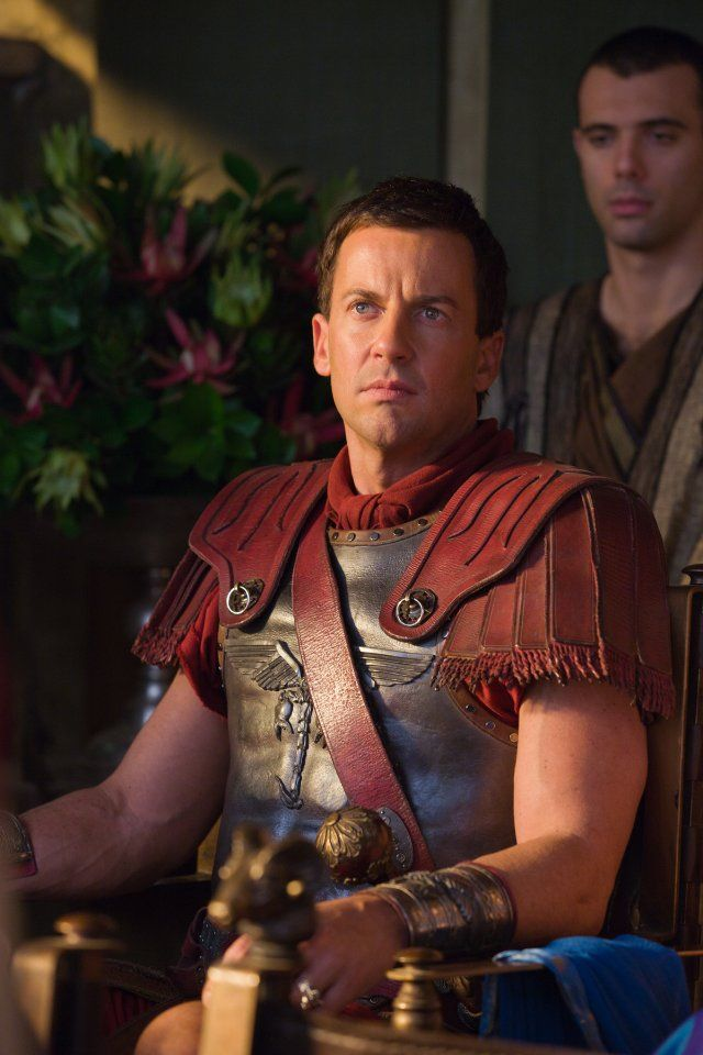 Still of Craig Parker in Spartacus Blood and Sand