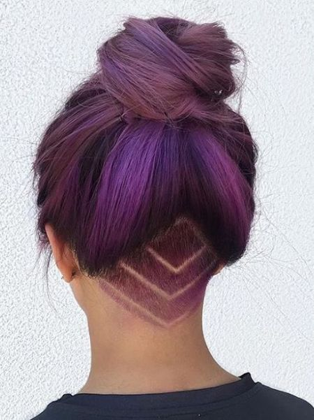 66 Shaved Hairstyles for Women That Turn Heads Everywhere ...