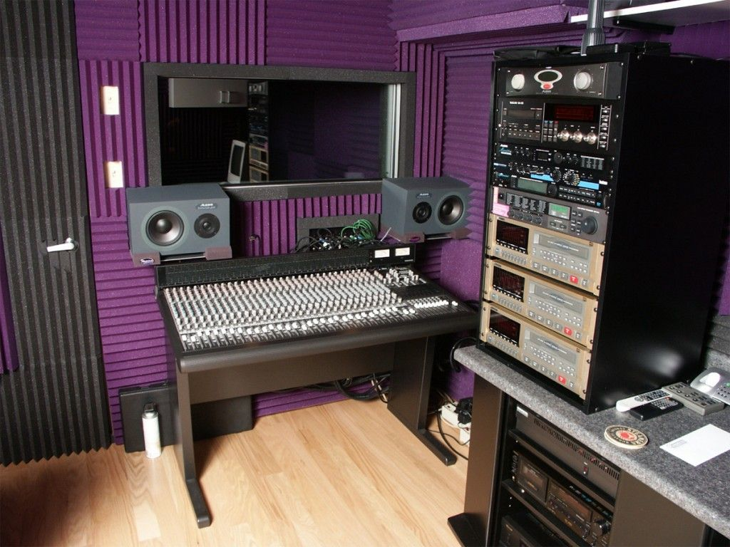 Marvelous How To Set Up A Simple Recording Studio At Home Studios Home Largest Home Design Picture Inspirations Pitcheantrous