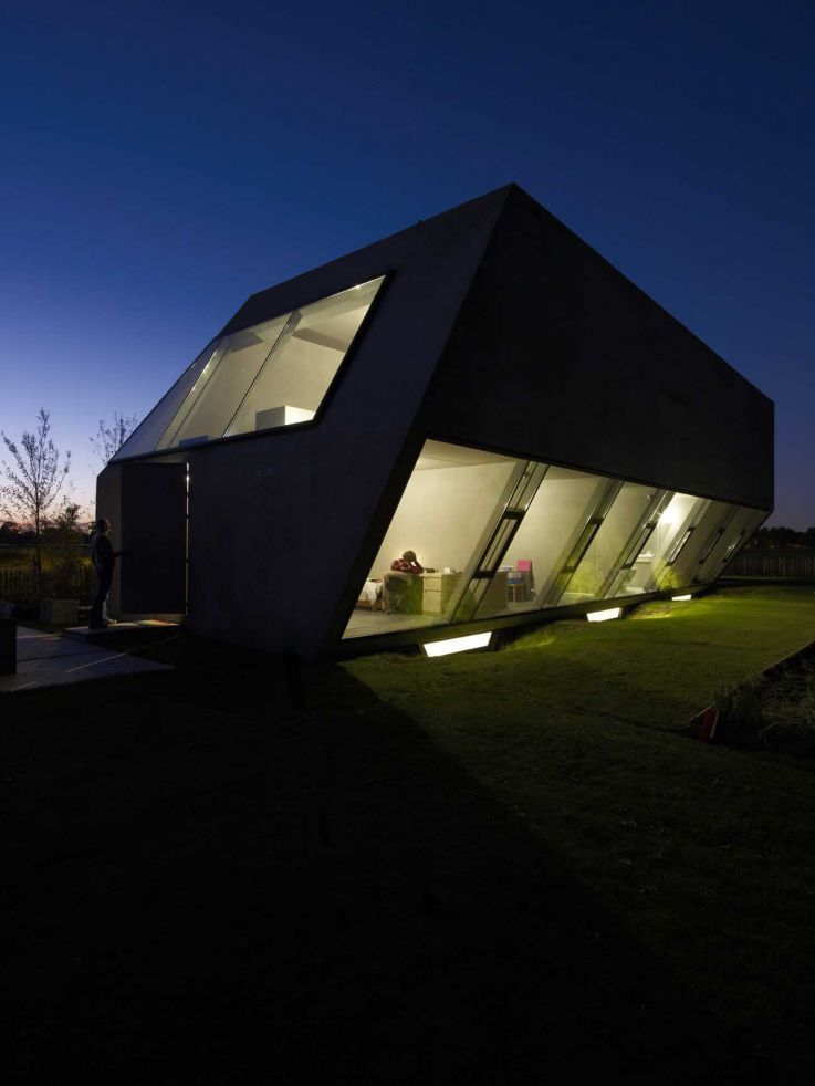 Unique residence by vmx architects sodae house