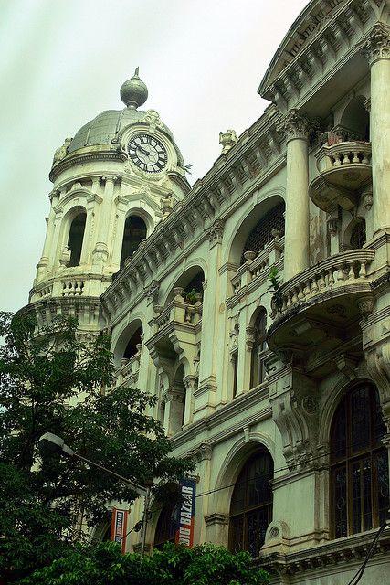 Calcutta | Balkon und Balkönchen
