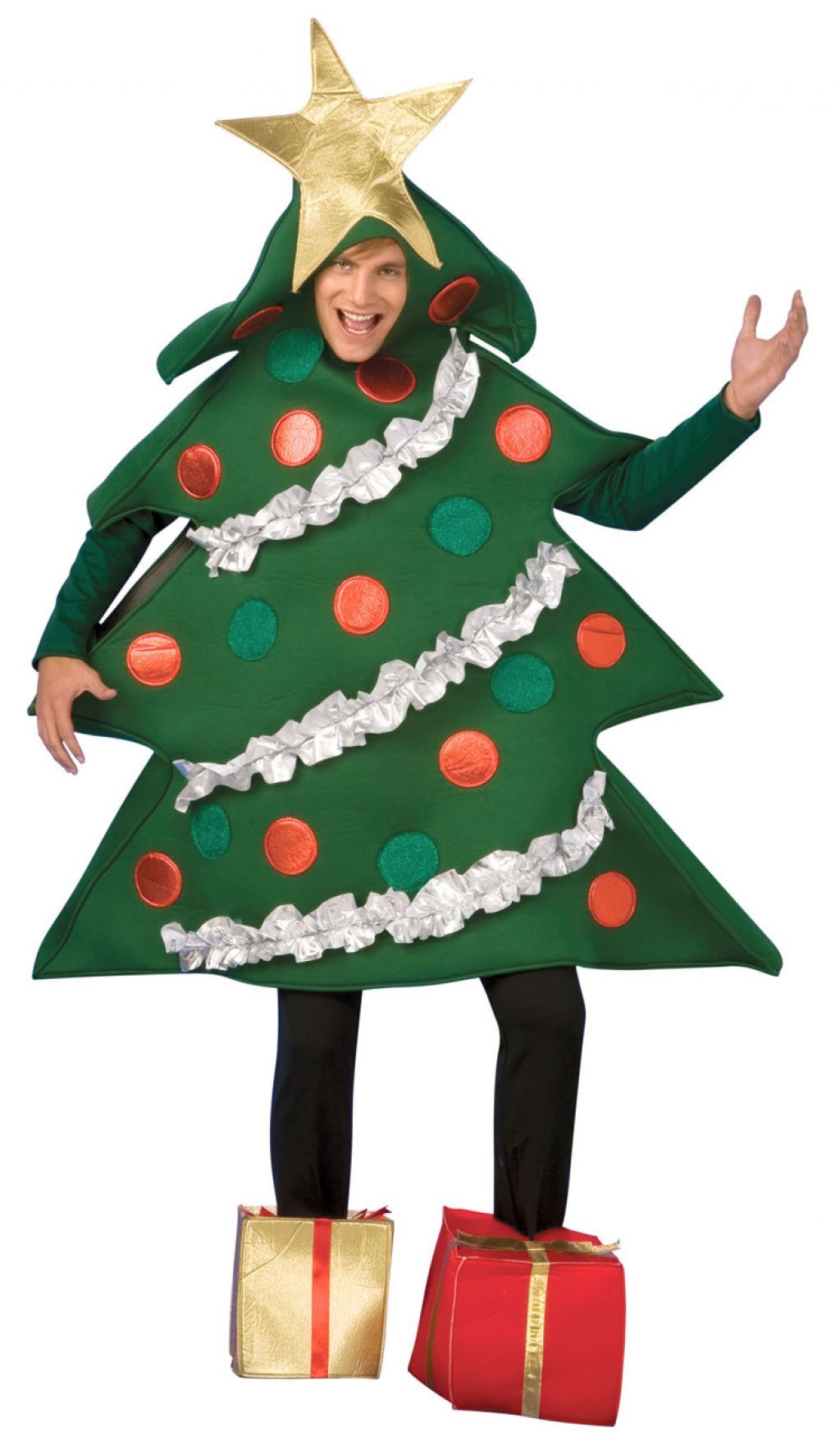 Christmas Tree Costume Ideas