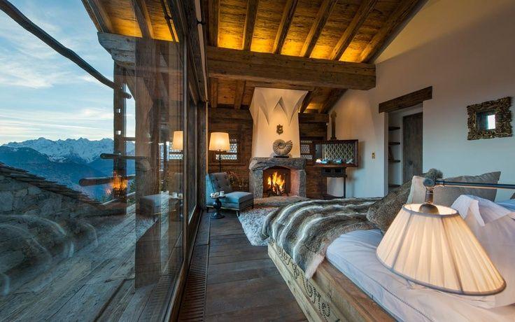 Chalet Design Ideas   30 Rustic Chalet Interior Design Ideas   the ...