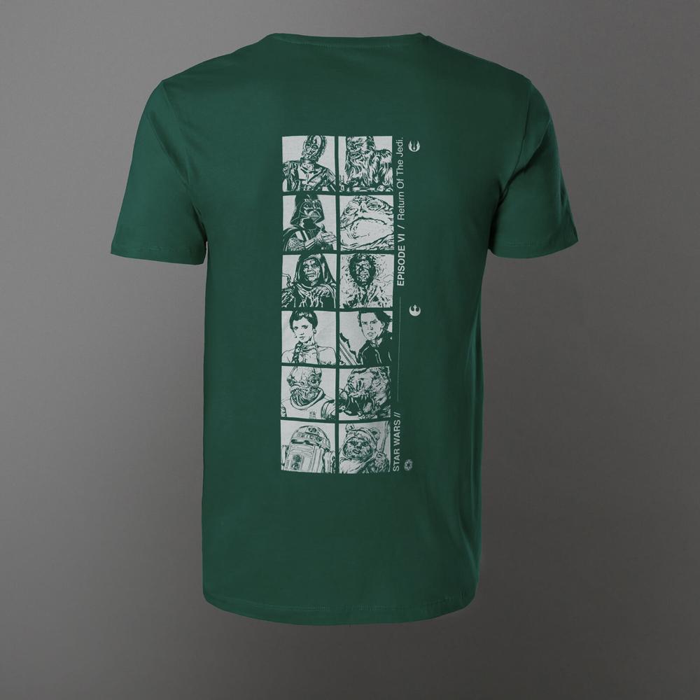 , Star Wars Return Of The Jedi Lineup Unisex T-Shirt – Kelly Green, My Pop Star Kda Blog, My Pop Star Kda Blog