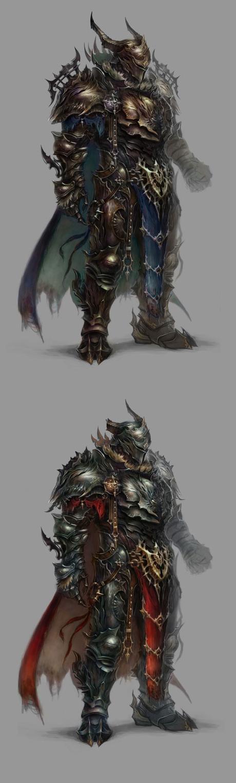 demonic warrior