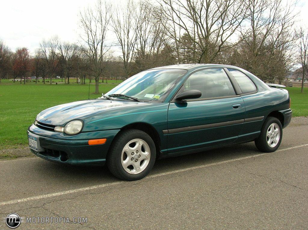 1995 Dodge Neon Sport 2 Door Coupe