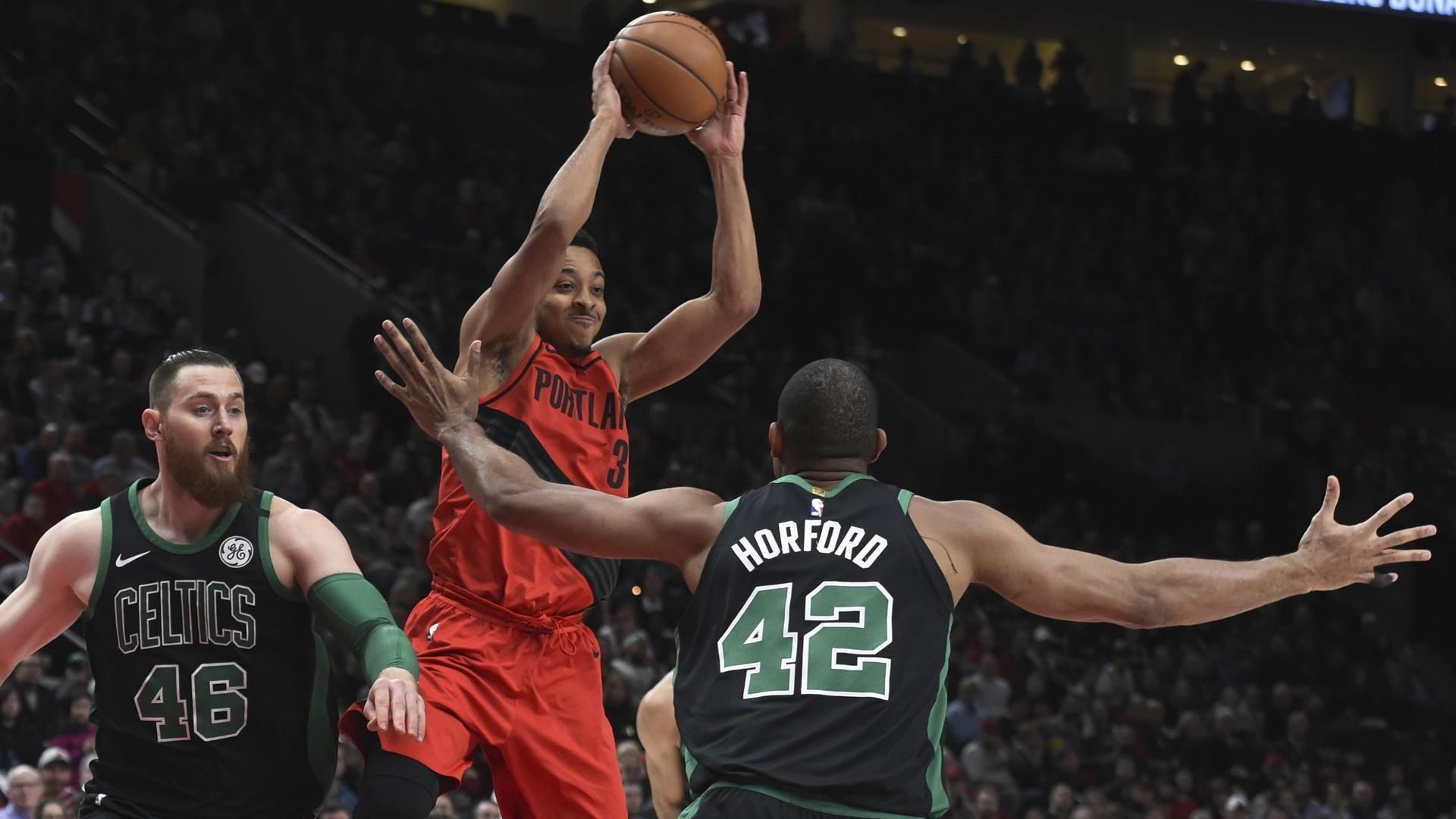 Just Like That Another Rally And Another Unlikely Win For The Celtics The Boston Globe Celtic Boston Celtics Nba Basketball Game