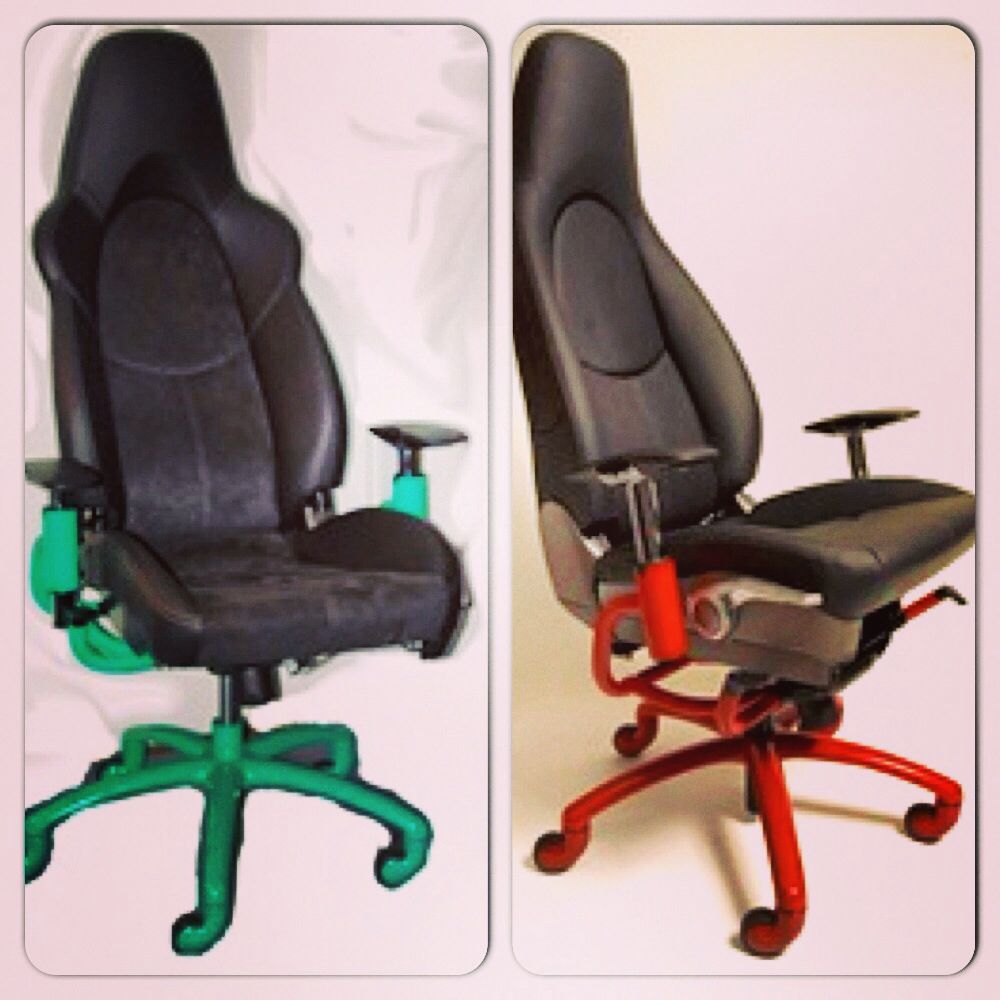 Porsche GT3RS Authentic Office Chair