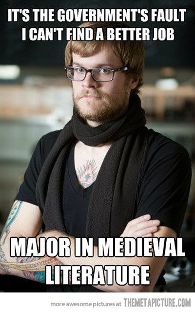 Hipster Barista can't find a better job… | My Funny Bone ...