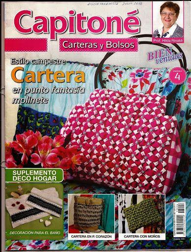 CAPITONE BOLSOS Y CARTERAS N°4 - Mary N - Веб-альбомы Picasa