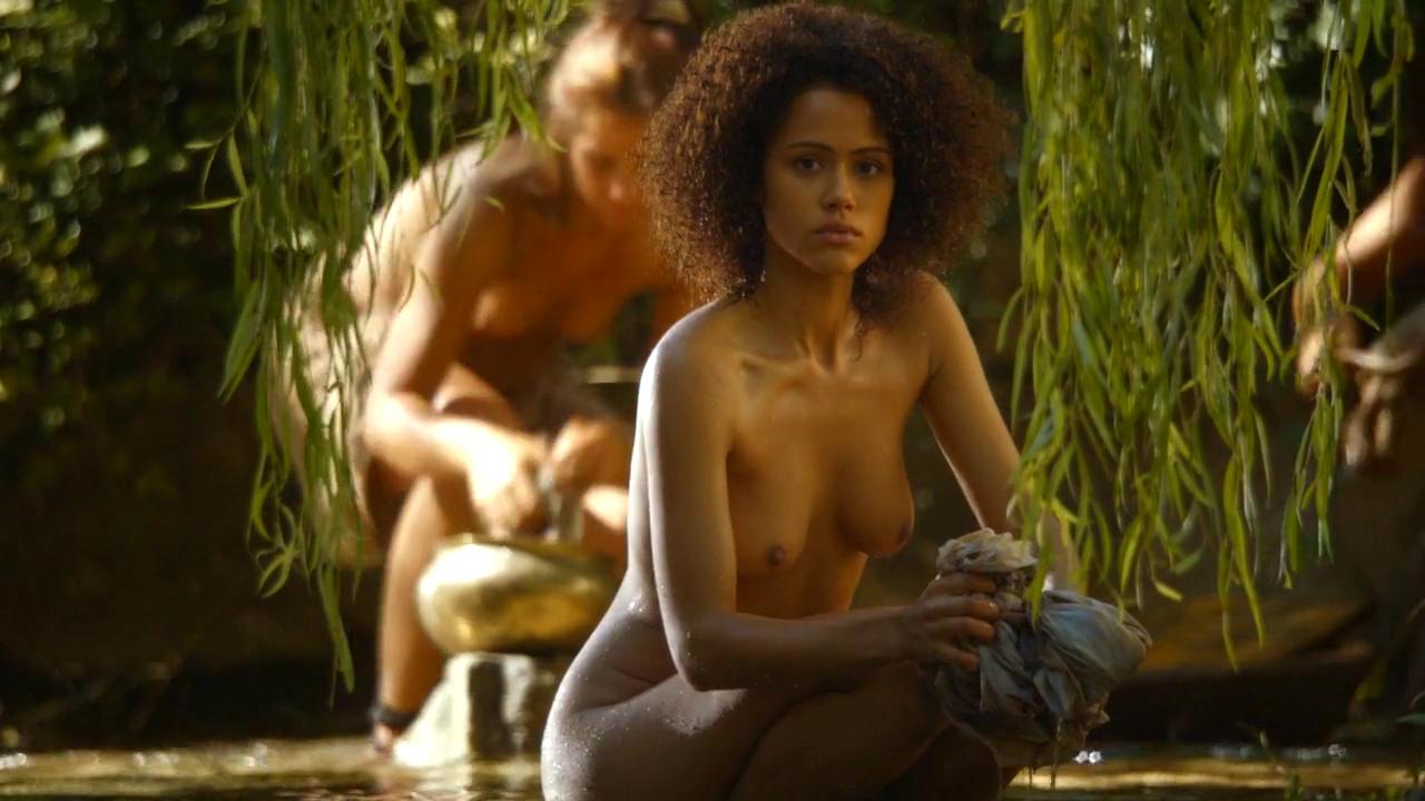 Nathalie emmanuel game of thrones nude