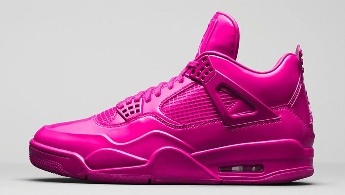Pink Patent' Women's Air Jordan 4 | Air