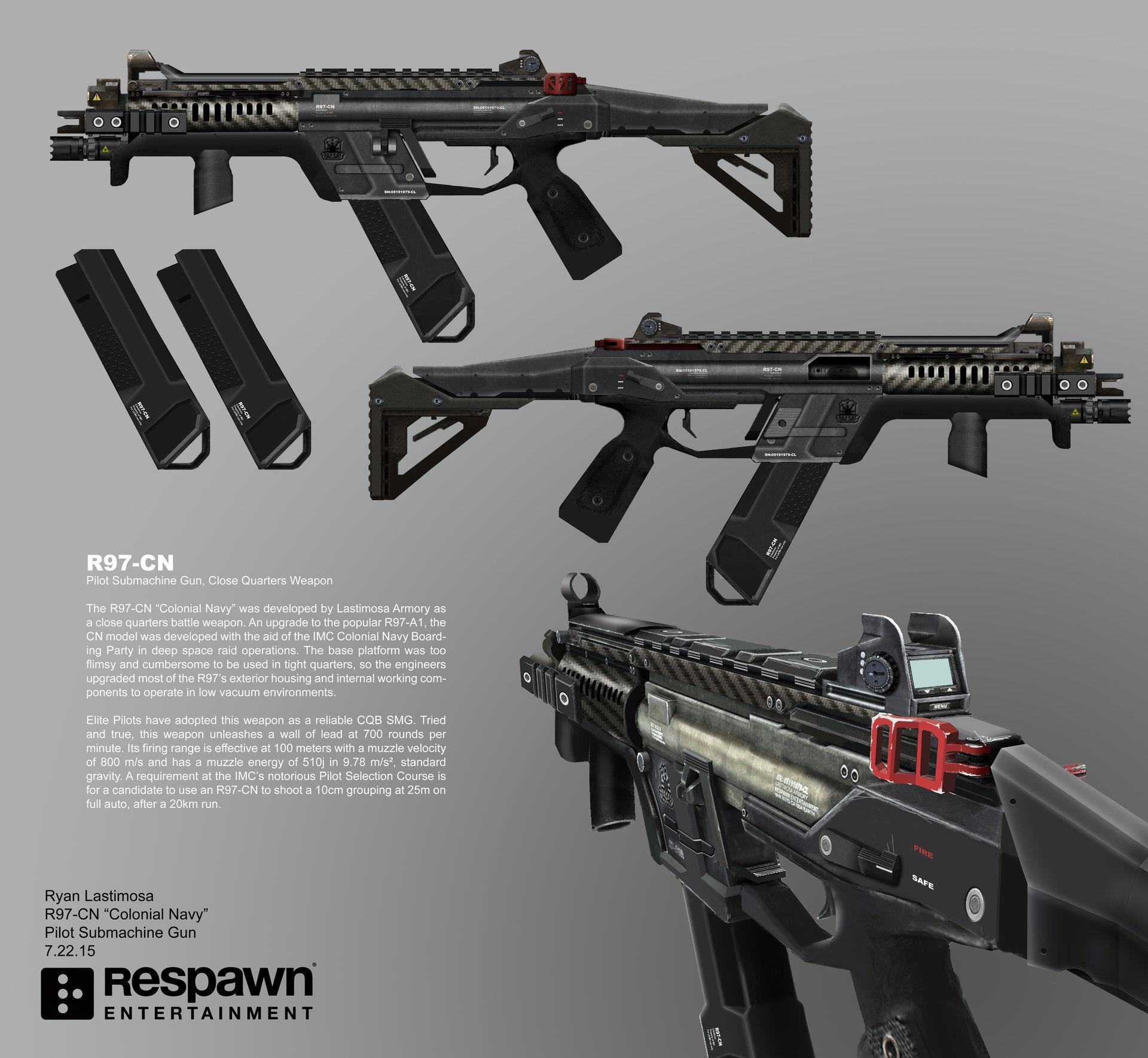 titanfall assault rifle wwwimgkidcom the image kid