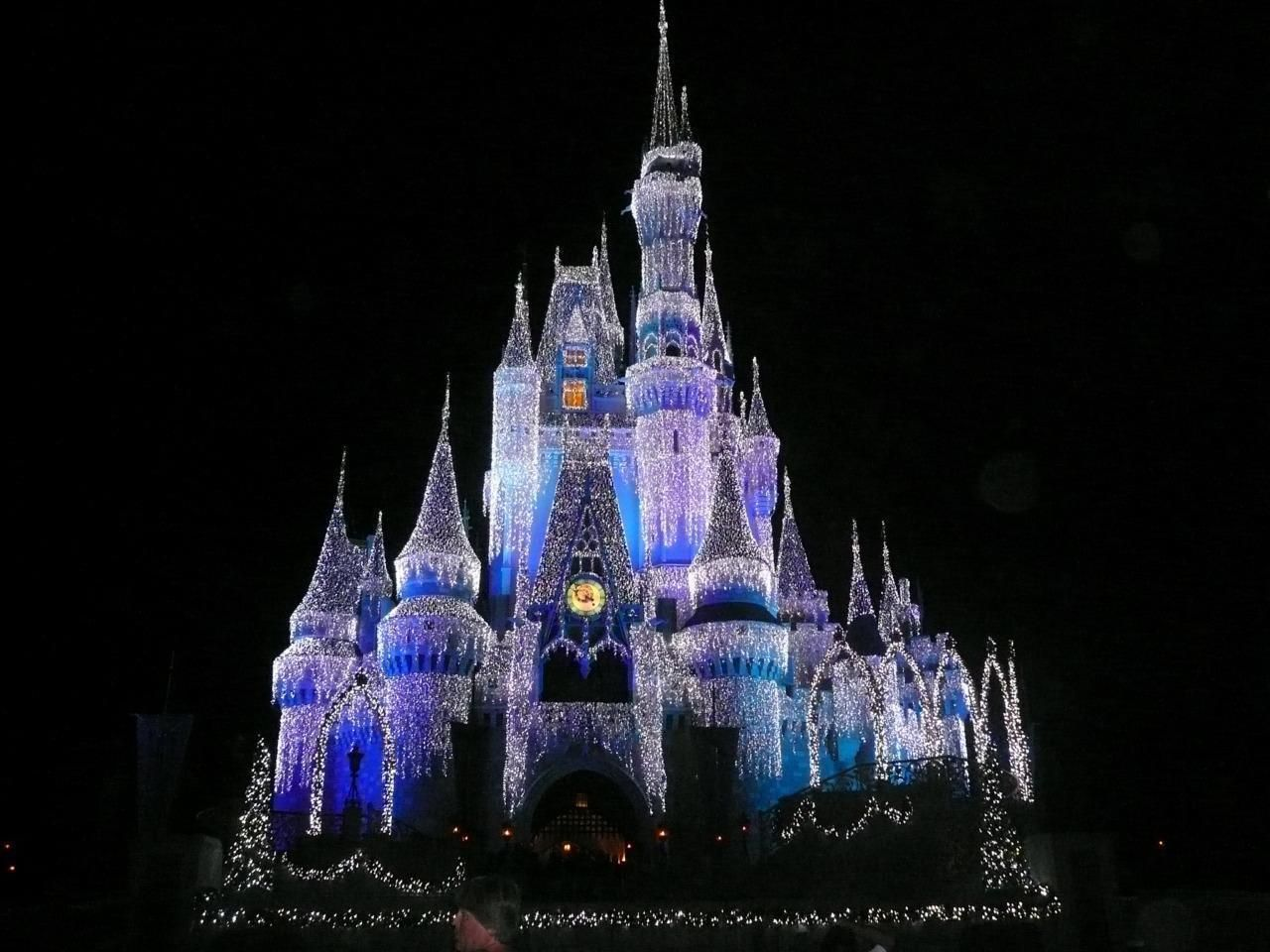on christmas day this year disneyland in california and the magic kingdom at disney world in florida hit maximum capacity and closed forcing the parks to