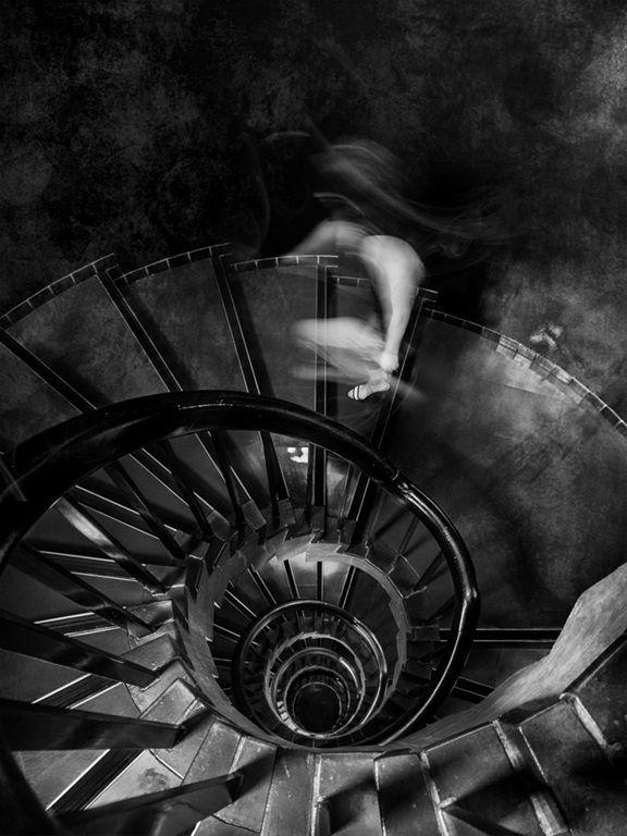 ➗Spiral by Takashi Suzuki on Fotoblur | Fine Art Photography