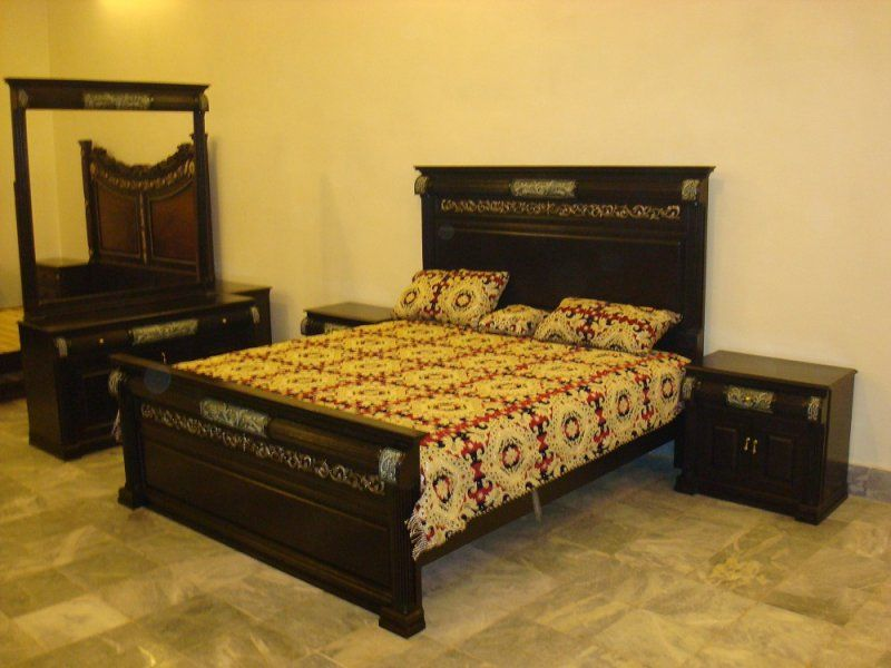 Bed sets 2 chiniot furniture chiniots furniture for Bedroom ideas in pakistan
