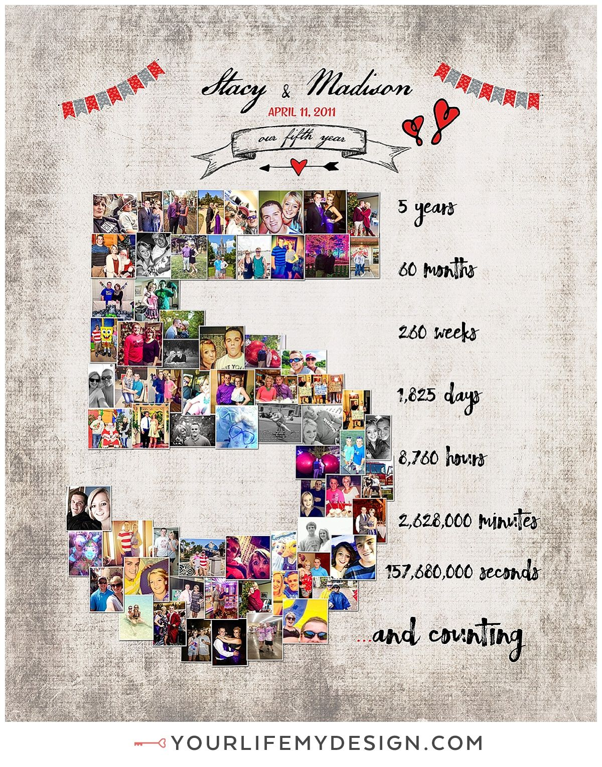 af3ad12ea1d 5 Year Anniversary