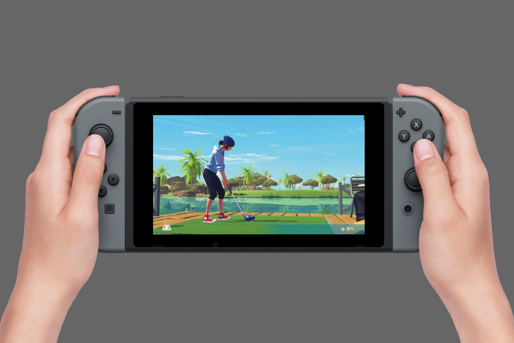 Une date de sortie pour Sports Party sur Nintendo Switch