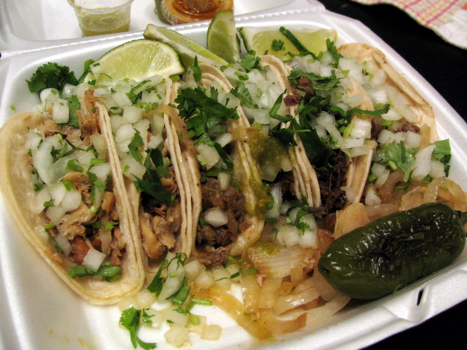 Tacos @ Fuel City | Just Eat It | Pinterest | Mexicans, Burritos and ...