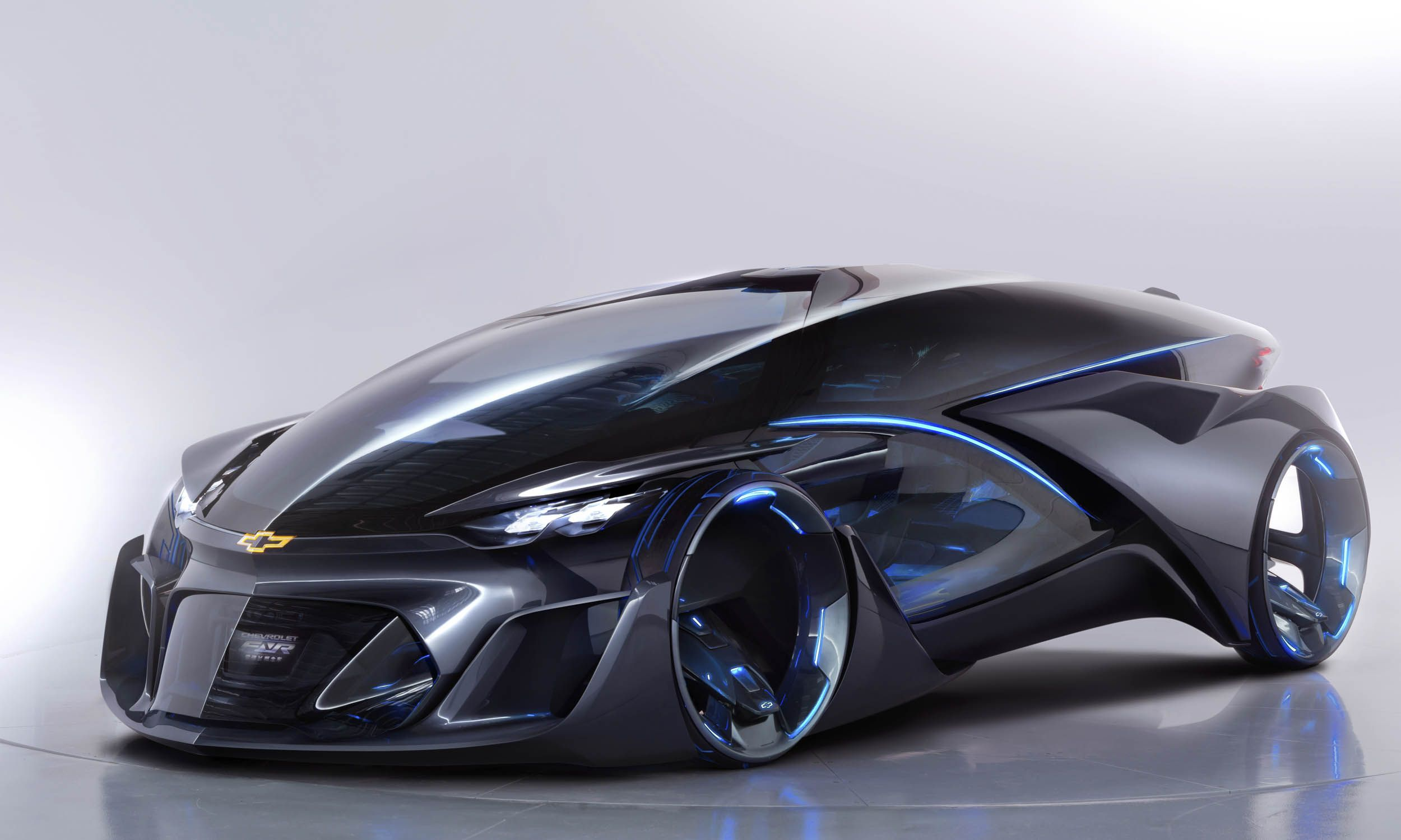 Chevrolet Fnr Concept General Motors Provided A Glimpse Into The