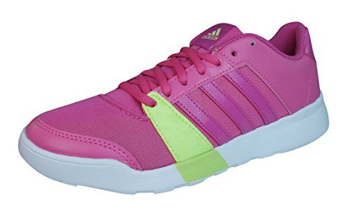 adidas Essential Fun Womens Fitness Sneakers / Shoes - Pink