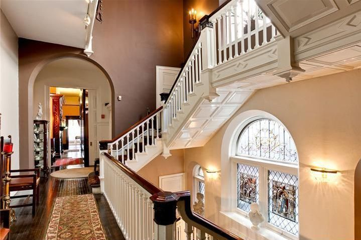 Victorian Gothic Interior Style Brownstone Interiors Brownstone