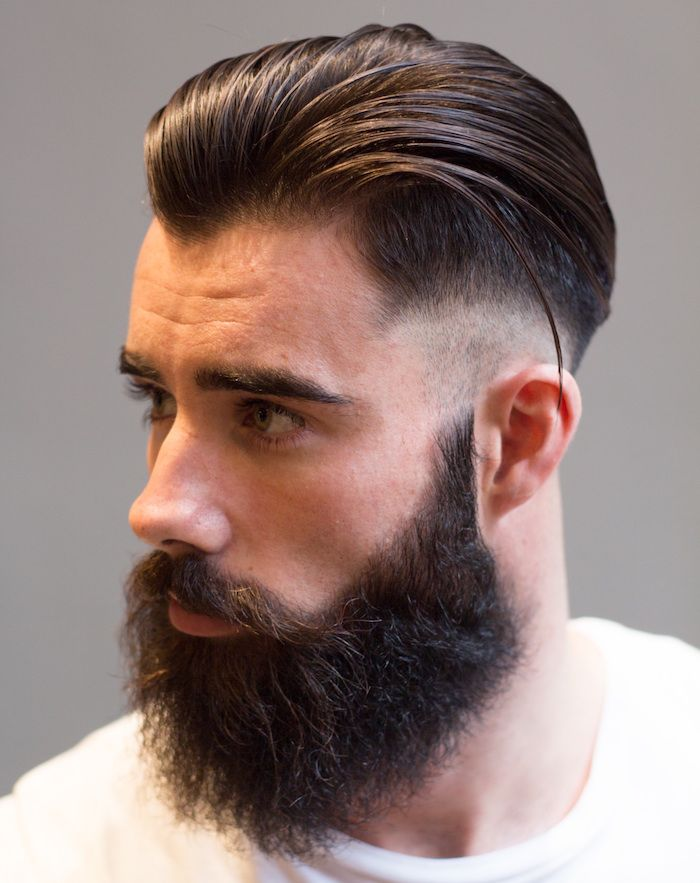 Barbe Hipster Le Style Poils Fine Thin Hair Thin Hair And