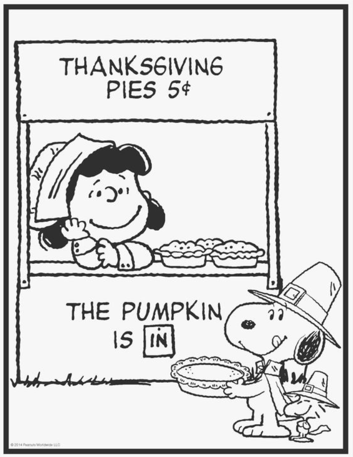 Best Image Of Peanuts Coloring Pages Coloring Page Inspirational In 2020 Snoopy Coloring Pages Halloween Coloring Pages Thanksgiving Coloring Pages
