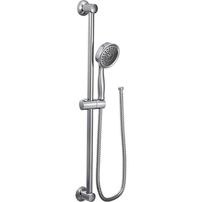 Moen 3668ep Handheld Shower Chrome Review Aquasourceshowersystem