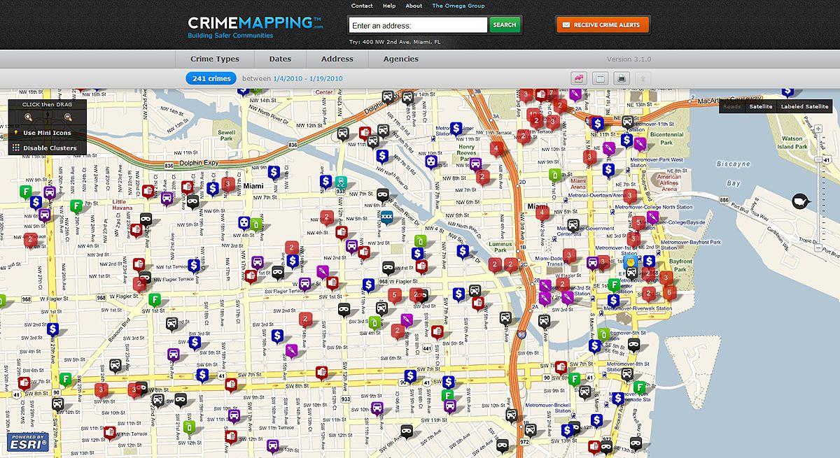 Miami Crime Map | Miami | Law enforcement training, Crime, Map on nevada crime map, columbus crime map, cancun crime map, saint paul crime map, los angeles county crime map, wyoming crime map, regina crime map, el paso crime map, san francisco neighborhood crime map, henderson crime map, kentucky crime map, saint petersburg crime map, bridgeport crime map, tallahassee crime map, south dakota crime map, dubai crime map, topeka crime map, lakeland crime map, lima crime map, alabama crime map,