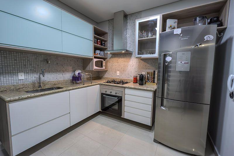 Projeto limaonagua reforma de uma cozinha pequena cozinhas pequenas cozinha e duma - Reformas casas pequenas ...