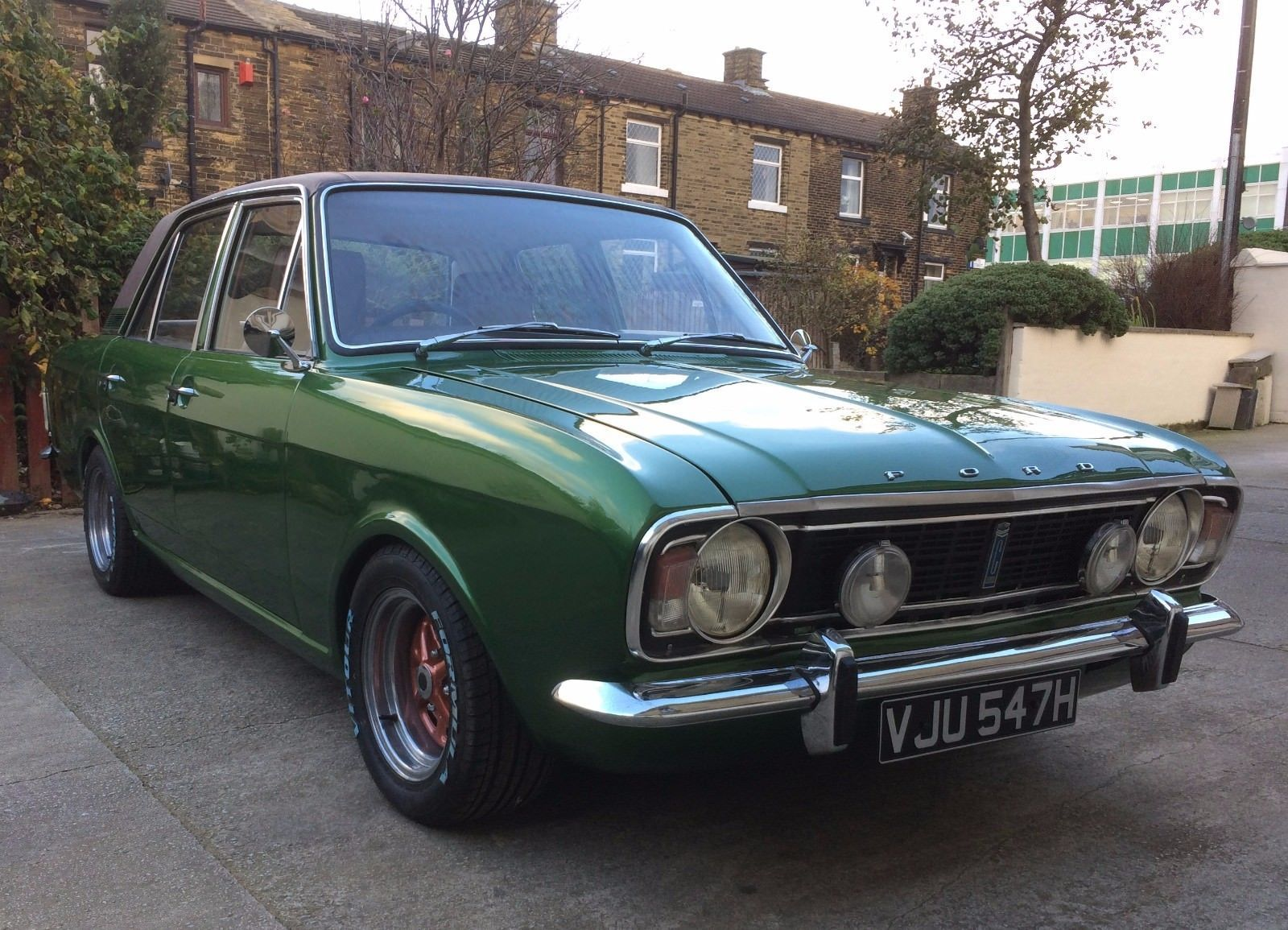 Looking for a Ford Cortina 1600e 1970 Series 2, Bitcoin.? This one