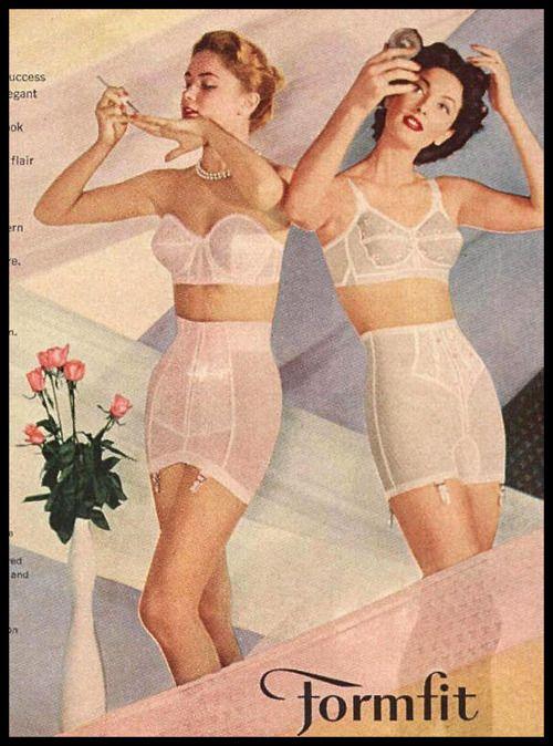 Rubber Panties Girdles Bras 104