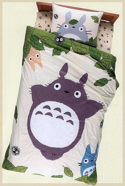 Totoro Quilt Inspiration Totoro Studio Ghibli My Neighbor Totoro