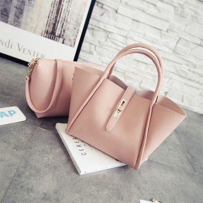 Source Manufacture Direct Low Price Leather Fashion Dubai Women Bag Lady Whole Handbags