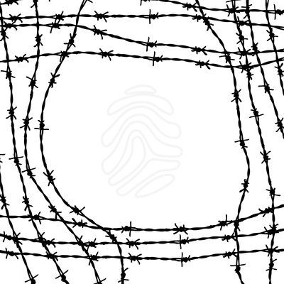 barbed-wire-frame-abstract-illustration-87521450.jpg (400×400)