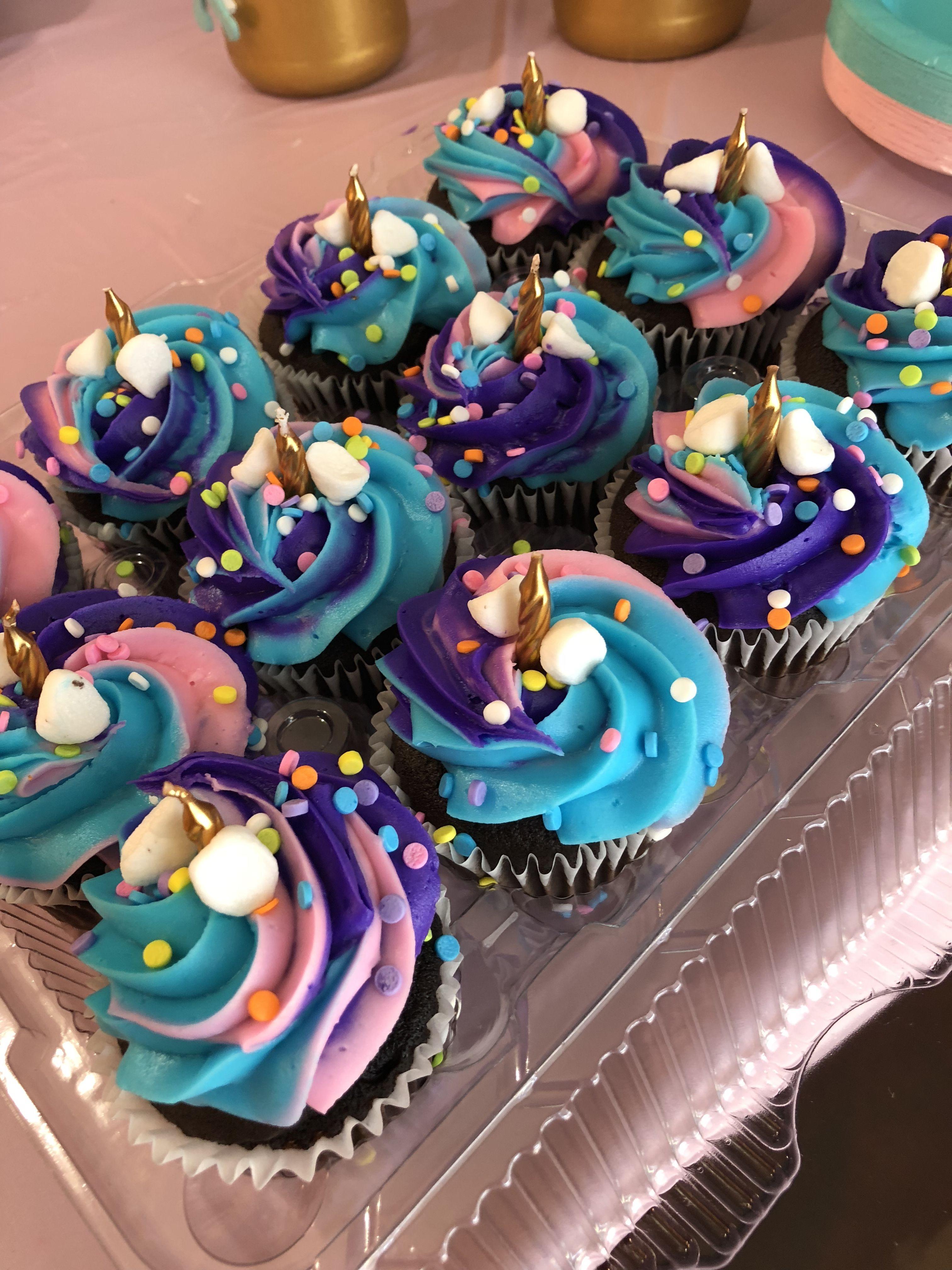Heb Cakes Custom : cakes, custom, Unicorn, Cupcakes, Ordered, H-E-B, Cupcakes,, Desserts,, H-e-b