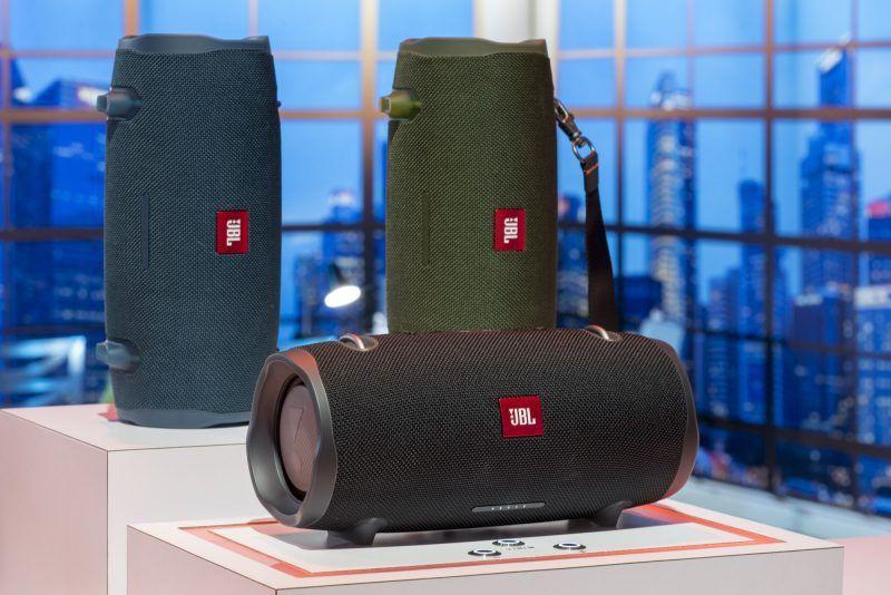Jbl Je Predstavio Nove Verzije Najpopularnijih Bluetooth Zvucnika Http Blog Avmarket Rs Jbl Je Predstavio Nove Verzije Utm Con Jbl Bluetooth Speaker Speaker