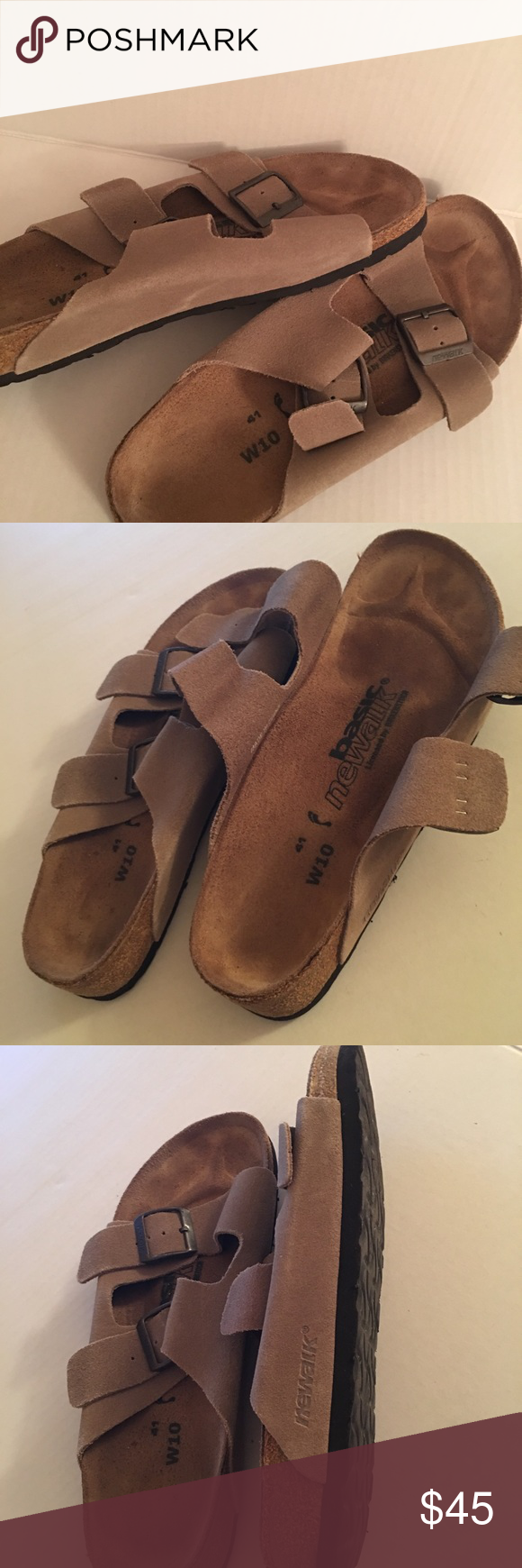 2d74276b5c30 Size no real signs of wear basic newark birkenstocks these are real  birkenstocks birkenstock shoes sandals