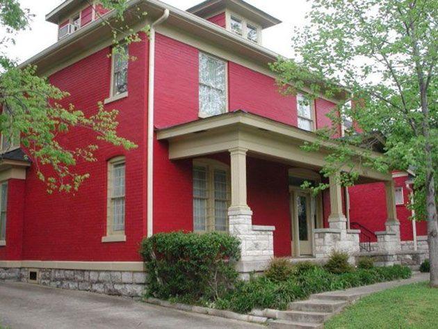 45 Fotos Y Colores Para Pintar Casa Por Fuera Mil Ideas De Decoracion Home Colour Design House Paint Design House Paint Exterior