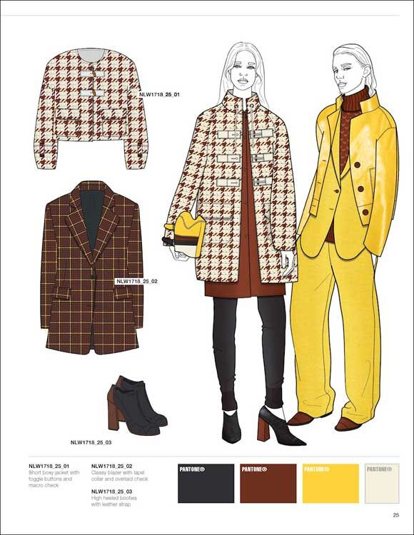 Next Look Womenswear A/W 17/18 Fashion Trends Styling incl. DVD   mode...information GmbH Fashion Trend Forecasting and Analysis