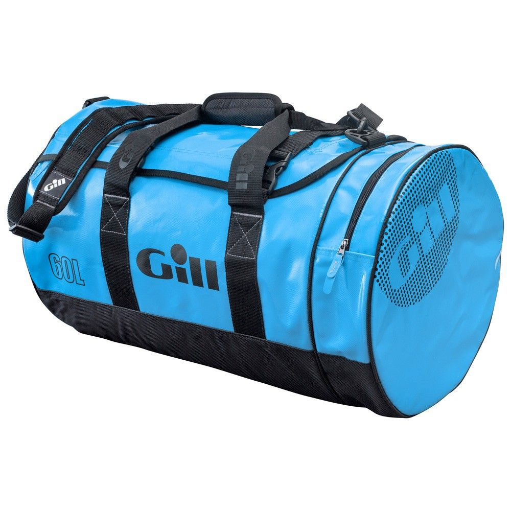 This Bag Features One Large Compartment With One Smaller Side Compartment Perfect For Keeping Stinky Sailing Shoes Away Barrel Bag Bags Sailing Shoes