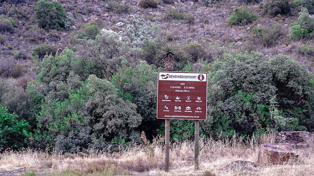 Seweweekspoort Pass aka Smugglers Route   Travel pictures