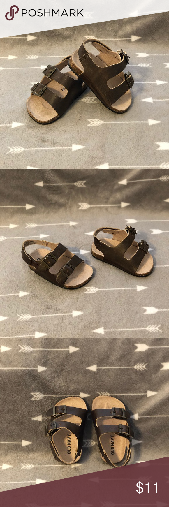 Old Navy Birkenstock Style Baby Sandals Size 2 Nwt Birkenstock Style Baby Sandals Birkenstock