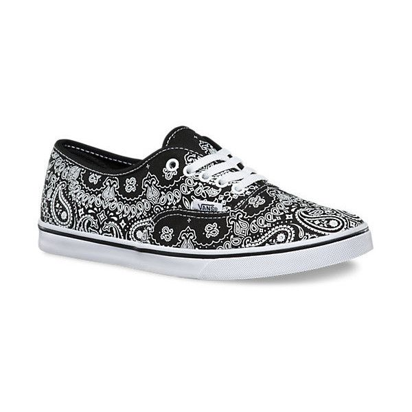 Authentic Lo Pro ($50) ❤ liked on Polyvore featuring shoes, sneakers, low top shoes, lace up shoes, lace up sneakers, vans trainers and laced shoes